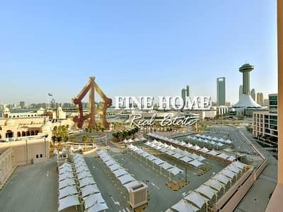 شقة 1 غرفة نوم للايجار في مارينا، أبوظبي - 1 Month Free | Sea View 1BR with Free Parking