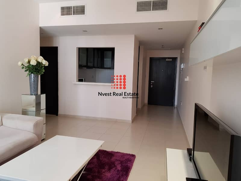 2 SPAECOUS  FURNISHED 1 BED ROOM APARTMENT