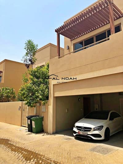 3 Bedroom Villa for Rent in Al Raha Gardens, Abu Dhabi - Beautiful and Spacious  3 BR | Corner | Awesome Facilities!