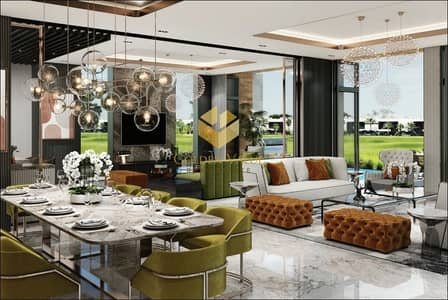 5 Bedroom Villa for Sale in DAMAC Hills (Akoya by DAMAC), Dubai - LUXURY 1 BEDROOM IN BUSINESS BAY CANAL VIEW | FULL FURNISH PARAMOUNT