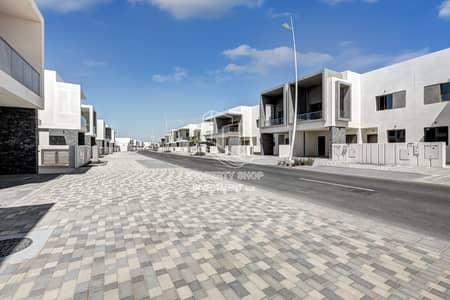 تاون هاوس 4 غرف نوم للبيع في جزيرة ياس، أبوظبي - Own Your 4+Maid & Discover The Essence of Privacy & Luxury