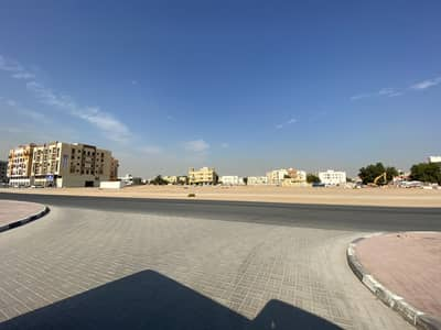 Plot for Sale in Al Mowaihat, Ajman - For sale a very good commercial plot G+4 best location in almowaihat second plot from acadmy road