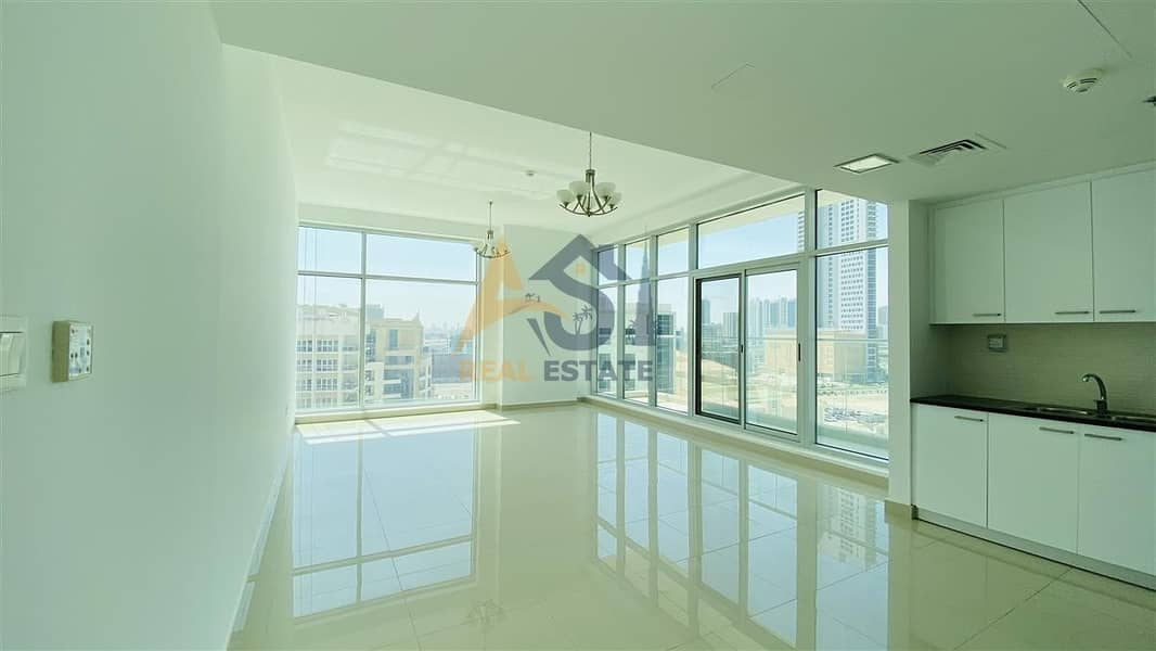 Elegant brand new 2BR with sea view.
