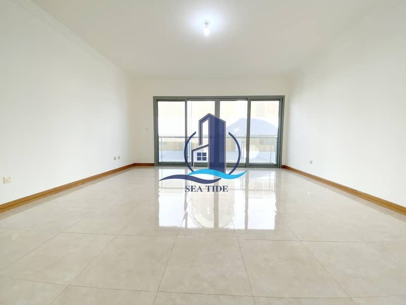 Very Spacious 2 BR Apartment with Maid's Room