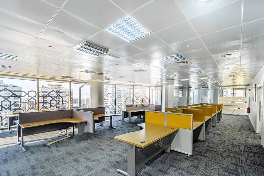 2 Fully Fitted Office | Close to Metro | DED
