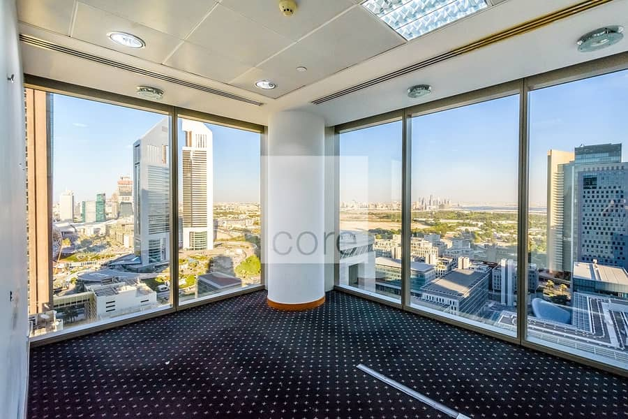 Fully Fitted Office | High Floor | Parking