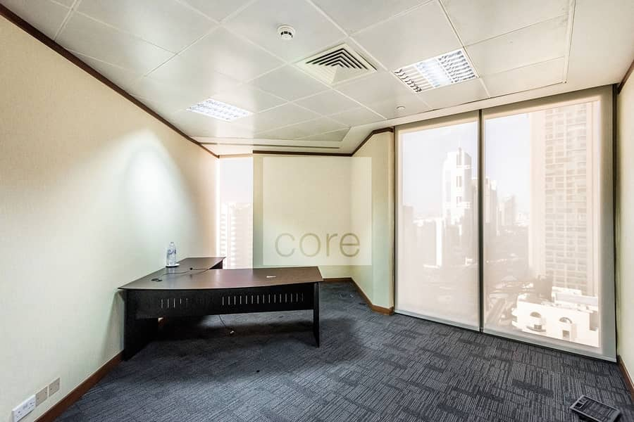 15 High Floor   Fully Fitted Office   DED
