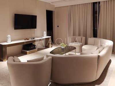 شقة 1 غرفة نوم للايجار في نخلة جميرا، دبي - Stunning Sea View | Fully Furnished | Luxury