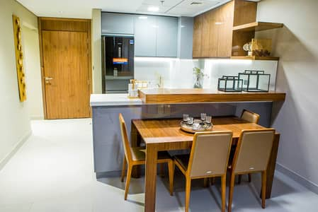 فلیٹ 2 غرفة نوم للبيع في أرجان، دبي - Ready to Move In | 4% DLD Waiver | 2BHK Marquis Apt
