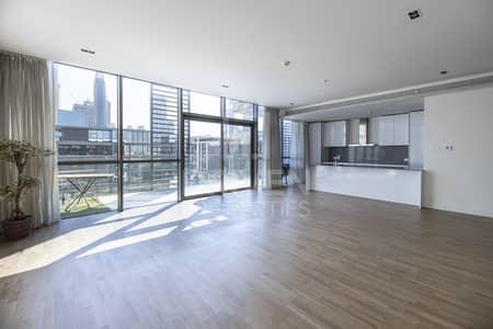 3 Bedroom Apartment for Rent in Jumeirah, Dubai - Well-kept Apt | High Floor | Great Views