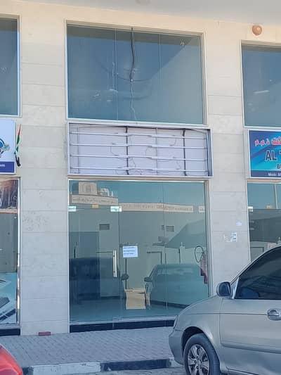 Shop for Rent in Ajman Industrial, Ajman - SPACIOUS SHOP FOR RENT