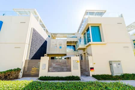 4 Bedroom Villa for Rent in The Sustainable City, Dubai - No Commission | 2 Weeks Free |  50% Less Dewa