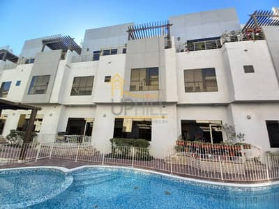 4 Bedroom Villa for Rent in Mirdif, Dubai - Spacious 4 Beds + Maid with sharing  Pool | Mirdif
