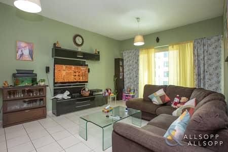 شقة 2 غرفة نوم للبيع في الروضة، دبي - Two Bedrooms | Greens  | Vacant April 2021