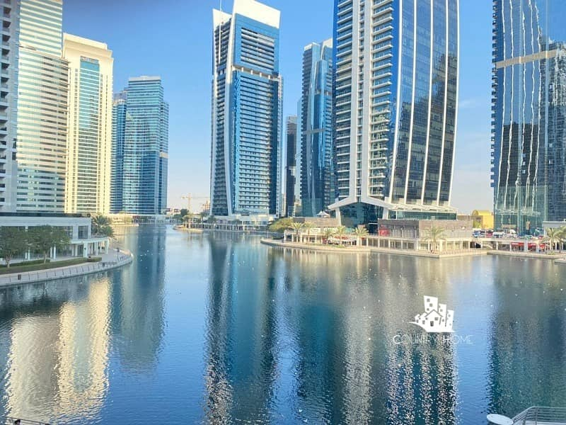 18 Massive 2BR | Quality Living | Full  Lake View