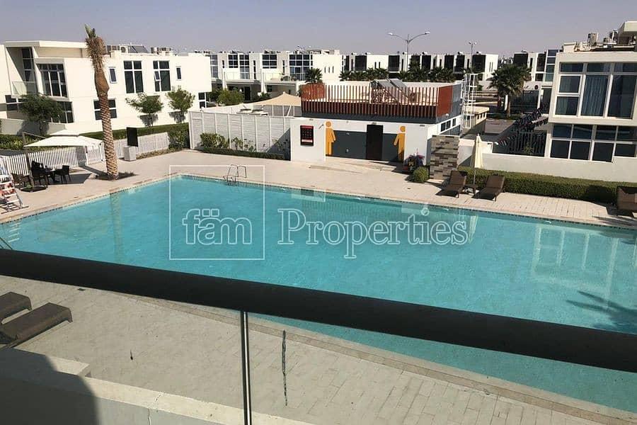 2 Beautiful Swimming Pool View |6BR+Maid|Sanctnary