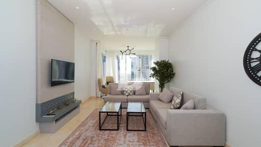 شقة 2 غرفة نوم للايجار في أبراج بحيرات الجميرا، دبي - Furnished I With Balcony I Open Kitchen I 0 Fees