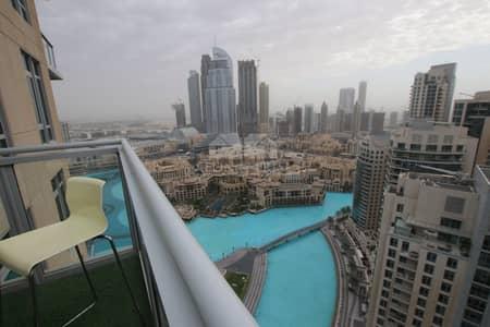 شقة 1 غرفة نوم للبيع في وسط مدينة دبي، دبي - Stunning 1bed | fountain View | Investors deal