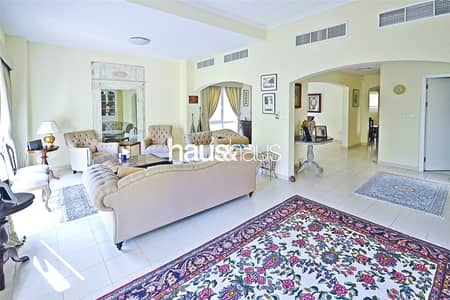 3 Bedroom Villa for Rent in The Meadows, Dubai - Best Location | Well Maintained | Call Rebecca
