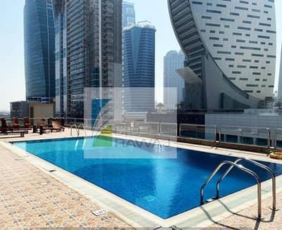 استوديو  للايجار في الخليج التجاري، دبي - KITCHEN EQUIPPED | STUDIO APARTMENT IN ONTARIO TOWER