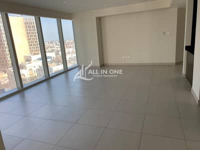3 Bedroom Flat for Rent in Al Khalidiyah, Abu Dhabi - Stunning Open View! 3BR+Maids Room in 6 Payments!