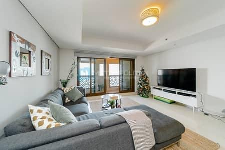 3 Bedroom Apartment for Sale in Palm Jumeirah, Dubai - Sunny Beach Lifestyle | Spacious | High Floor| 3BR