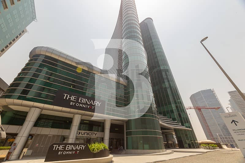 Full floor | The Binary | Burj and Canal view