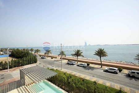 فلیٹ 2 غرفة نوم للايجار في نخلة جميرا، دبي - Fully Furnished   Upgraded 2 Bedroom   Muraba