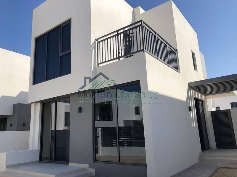 Type 2E | 4 Bedroom Villa | Maple 3 Dubai Hills Estate