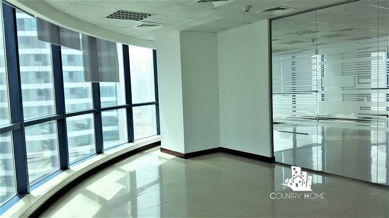 Fitted Office | Fully Partitioned | Lake View