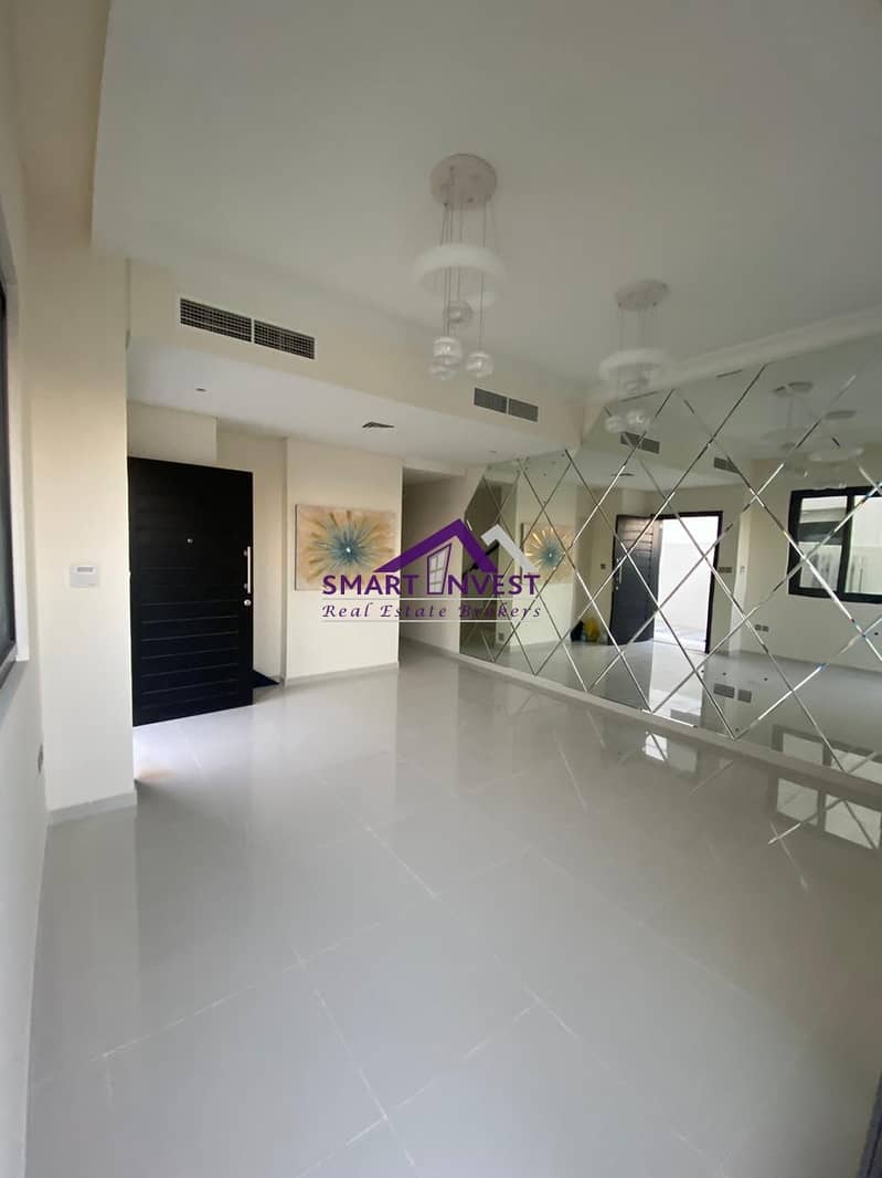 1 Brand new Unfurnished 3BR Townhouse for sale in  Akoya Oxygen