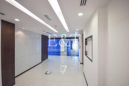مکتب  للايجار في شارع الشيخ زايد، دبي - SHK ZD Next To Metro Grand Lobby 3 Parking