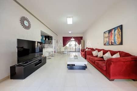 شقة 2 غرفة نوم للايجار في الروضة، دبي - 1st March| 2BR + Study| Unfurnished unit