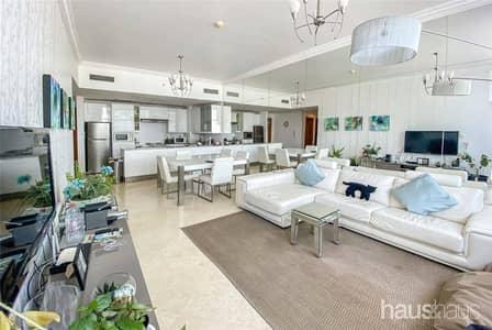 شقة 3 غرف نوم للبيع في دبي مارينا، دبي - 3 Bed | Upgraded | Large Balcony | VOT