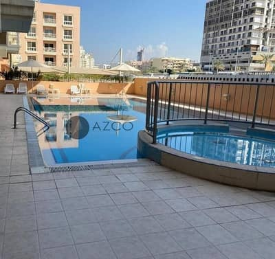 1 Bedroom Apartment for Rent in Jumeirah Village Circle (JVC), Dubai - Pool View | Huge Size 1BHK | Ready To Move In