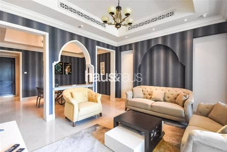 2 Bedroom Flat for Rent in Old Town, Dubai - Unfurnished   Chiller Free   Stunning Views
