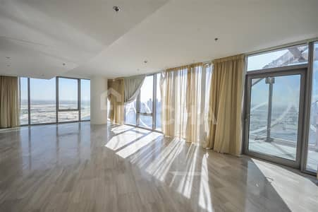 3 Bedroom Apartment for Rent in Culture Village, Dubai - Spacious 3 Bed+m / High floor / Creek view
