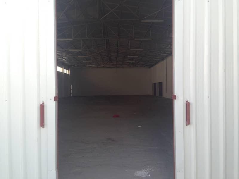 2 Spacious Warehouse At Al Saja