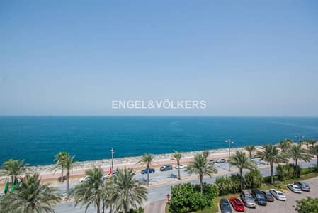 2 Bedroom Flat for Sale in Palm Jumeirah, Dubai - Kempinski Palm Residence | Full Sea View