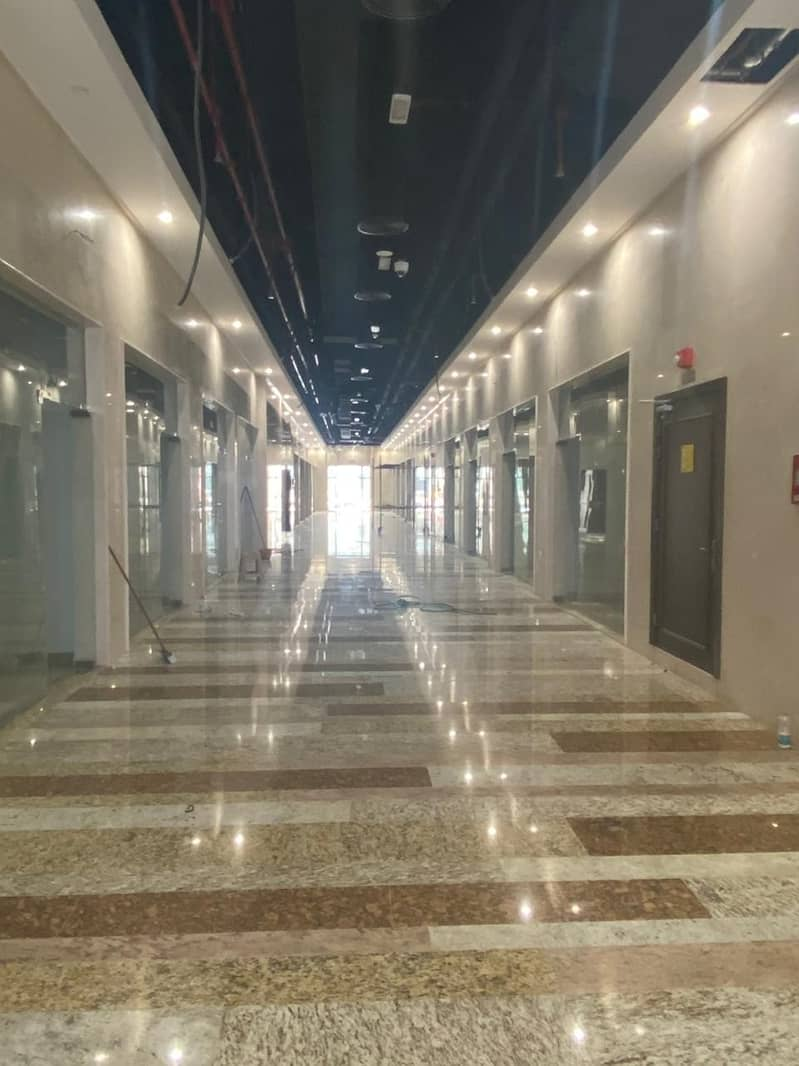 2 Spacious New shops with best offer for limit time