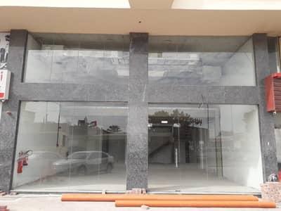 Shop for Rent in Ajman Industrial, Ajman - Spacious Shop  with Mezzanine
