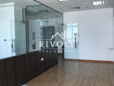 مکتب  للايجار في الخليج التجاري، دبي - Partitioned Office for Rent in Business Bay