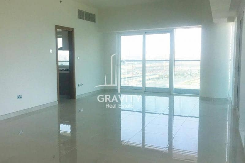 2 Full Sea View 3BR+Maid's Room in Al Raha Beach