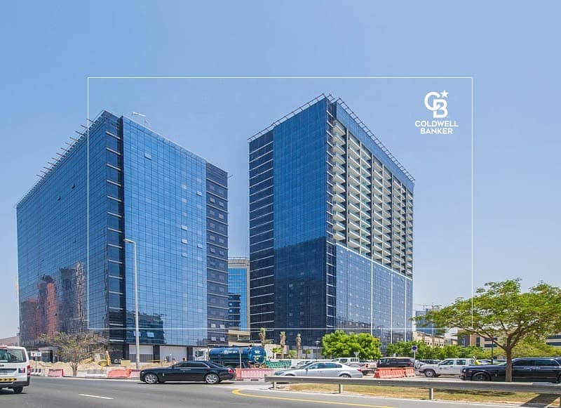 Few Offices  Available in  Most Prestigious Tower!