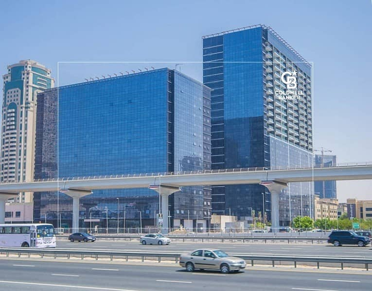2 Few Offices  Available in  Most Prestigious Tower!