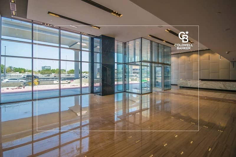 12 Few Offices  Available in  Most Prestigious Tower!