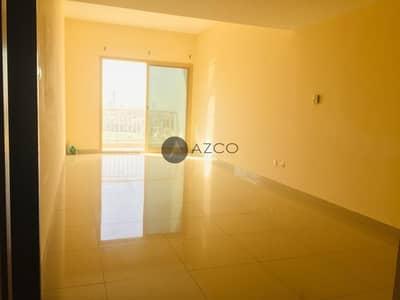 شقة 1 غرفة نوم للايجار في قرية جميرا الدائرية، دبي - Hot Deal| Huge Size 1BHK| Pool View | Near To Exit
