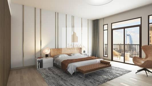 1 Bedroom Apartment for Sale in Umm Suqeim, Dubai - Freehold In Jumeirah   Next to Burj Al Arab   Jumeirah Living