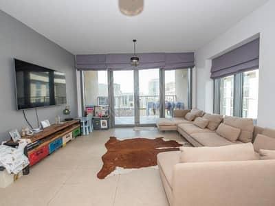 فلیٹ 2 غرفة نوم للبيع في شاطئ الراحة، أبوظبي - Exceptional apartment with large terrace