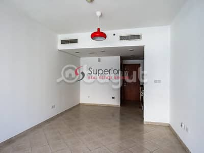 Studio for Rent in Dubai Production City (IMPZ), Dubai - Without Parking | Semi Furnished | Open View | Studio in The Crescent Tower B